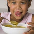 Como engrossar sopa de ervilha rala
