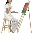 Como limpar e restaurar rachaduras em pinturas a óleo