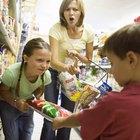 Las responsabilidades de las familias con niños problemáticos