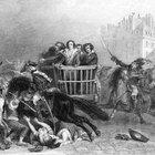 Sobre el Reino del Terror durate la Revolución Francesa