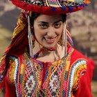 Trajes peruanos tradicionais