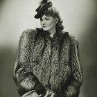 ¿Qué tipo de ropa vestían las mujeres en la década de 1930?