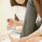 Cómo arreglar tus uñas pintadas si el esmalte se corre