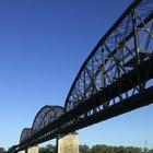 Tipos de cerchas para puentes