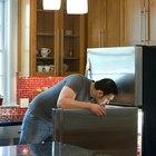 Cómo reparar un refrigerador que no está enfriando