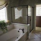 Telas para cortinas de baño y de ducha