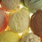 Como manter um sorvete caseiro cremoso e sem ficar congelado