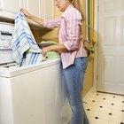 Rangidos em máquinas de lavar roupas