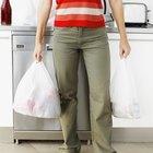 Las desventajas de las bolsas de pástico