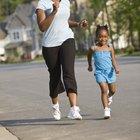 Ejemplos de programas de ejercicio para niños