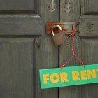 ¿Qué sucede cuando el propietario envía un aviso de desalojo y no se desocupa la propiedad?