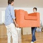 How to make homemade furniture sliders