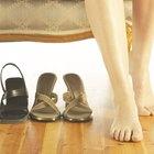 Zapatos para mujer con soporte adecuado para el arco