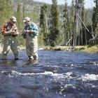 De pesca en el campamento Shawnee, Pennsylvania