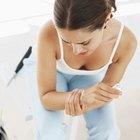 Como curar rapidamente um pulso torcido rapidamente