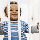 9 peligros ocultos para la seguridad de tu bebé que se encuentran en tu hogar