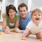 Actividades de juego para bebés