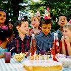 Ideas de una fiesta de cumpleaños para niños de once años