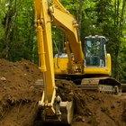 Técnicas de excavación de un agujero para un sótano