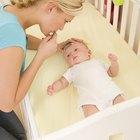¿Necesitan los bebés dormir más cuando están enfermos?