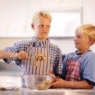 O que fazer para que a massa de biscoito não grude nas suas mãos