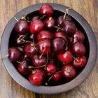 ¿Deben congelarse las semillas de cereza para que germinen?