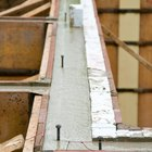 Distancia entre las juntas de construcción en un muro de contención