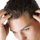 Cómo aplicar cera para fijar el cabello