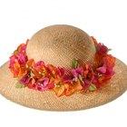 Como fazer um chapéu de palha trançada