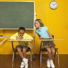 La influencia de las escuelas en el comportamiento de los niños