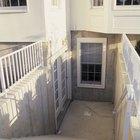 Como fazer molduras de janelas usando concreto