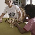 Juegos de la escuela dominical para niños de ocho a 10 años de edad