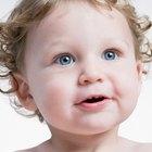 Cómo mejorar el contacto visual con un niño pequeño