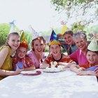 ¿Qué hacen los adolescentes en sus fiestas de cumpleaños?