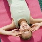 Atividades para fortalecimento abdominal de crianças da pré-escola