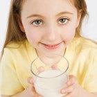 Cómo hacer una bebida de leche de vainilla