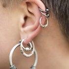 Cómo cambiar la bijouterie de la oreja