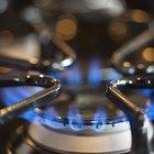 Cómo pintar las rejas del quemador de la estufa a gas