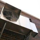 O ventilador do ar-condicionado não quer desligar