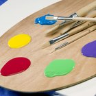 How to paint with pointillism