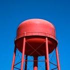 Torre de agua doméstica artesanal