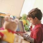 Lecciones sobre la biblioteca para niños en edad preescolar