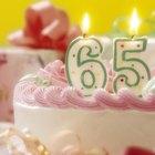 Ideias para presentes de aniversário de 65 anos
