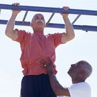 Pull-Ups When Suffering From Tennis Elbow