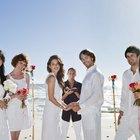 Cómo vestir para una boda en la playa