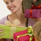 Cómo hacer cajas y bolsas para regalo