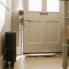 O que usar para evitar que as portas batam?