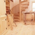 Tipos de escaleras para espacios pequeños
