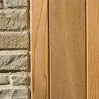 Las diferentes maneras de colocar machimbre en la pared