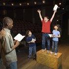 Grupos de teatro en Londres para adolescentes jóvenes